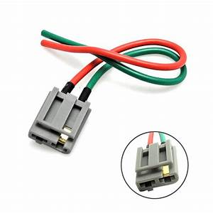 Hei Distributor Pigtail Wire Harness Dual 12v Power Tach
