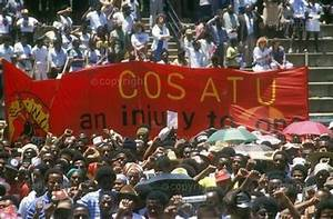 South Africa: 'Leadership faction wants COSATU to be a ...