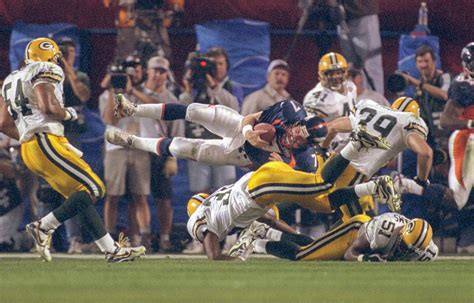 Super Bowl Xxxii Beyond The Gameplan