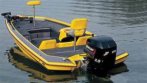 Bass Boat For Sale  Yellow Bass Boat For Sale
