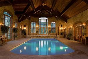 Best, 46, Indoor, Swimming, Pool, Design, Ideas, For, Your, Home
