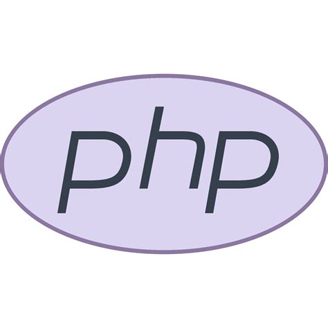Php Logo Png Images Free Download
