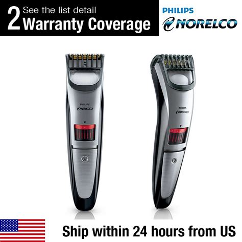 philips norelco beard trimmer adjustable length series qt