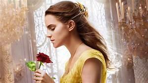 Wallpaper Emma Watson, Beauty and the Beast, Belle, 2017 ...