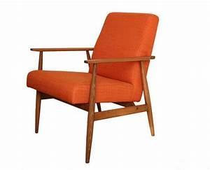Sessel 60er Design : sessel 60er jahre mid century orange produktion auf ~ A.2002-acura-tl-radio.info Haus und Dekorationen