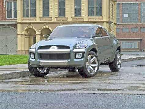 Mitsubishi Sport Truck Photos Photogallery With 14 Pics