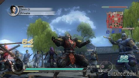 dynasty warriors  empires review  xbox