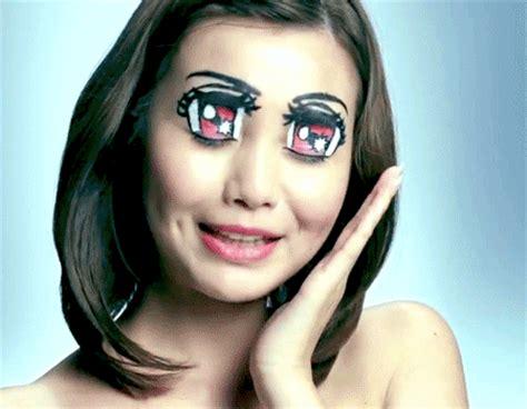 anime kawaii eyes gif new trending gif tagged anime kawaii anime eyes