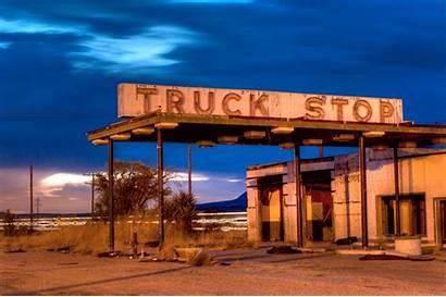 Truck Stops Stop Trucks Truckstops Parking Semi