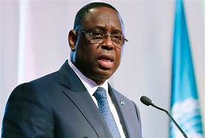 Senegal's president Sall will follow team to SWC | The ...
