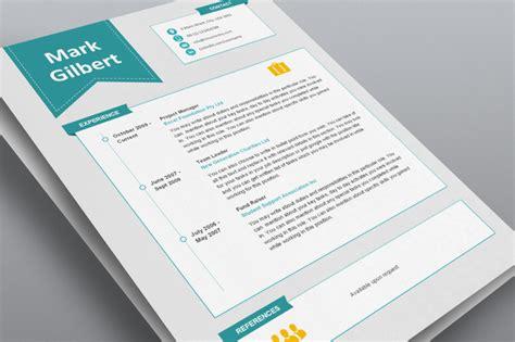 modern resume template flat 50 use coupon resume50