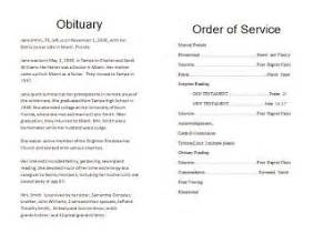 best 25 funeral order of service ideas on