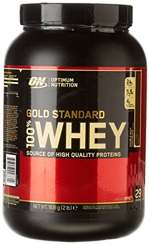 Optimum Nutrition Gold Standard 100% Whey Double Rich