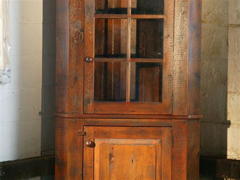 corner cabinet with glass doors custom made corner cabinet with glass door by
