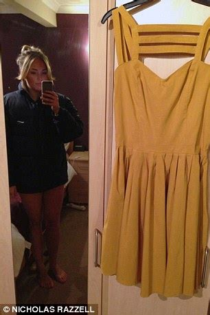 eBay seller accidentally posts nude picture: Blonde Aimi ...