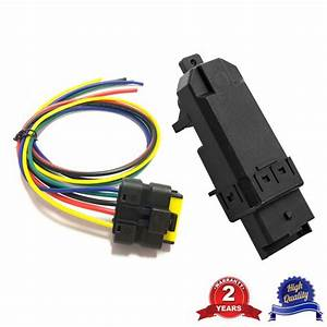 Temic Module For Renault Megane Clio Window Regulator