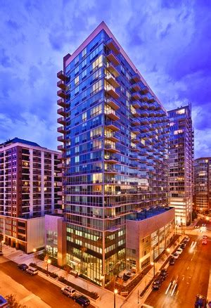 chicago high rise apartment   leed gold