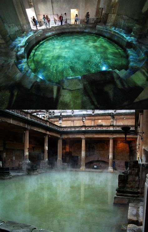 Roman Baths In Bath England Been There Done That In