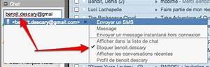 Comment Débloquer Un Contact : comment bloquer ou r int grer un contact sur le tchat de gmail astuce 101 ~ Maxctalentgroup.com Avis de Voitures