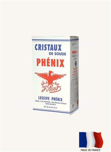 cristaux de soude phnix achat carbonate de sodium anhydre mon droguiste