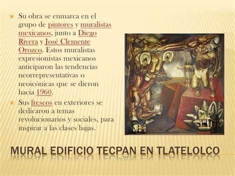 David Alfaro Siqueiros Murales Y Su Significado by David Alfaro Siqueiros