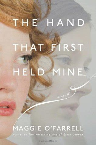 hand   held   maggie ofarrell