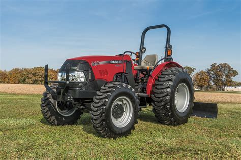 Midsize Utility Tractors