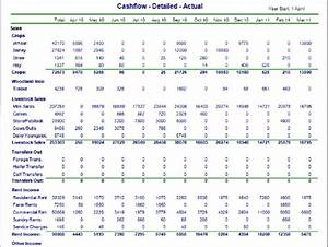 qas farmplan With farm cash flow template