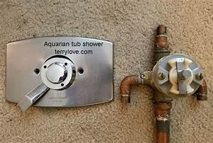 Old American Standard Push Pull Faucet