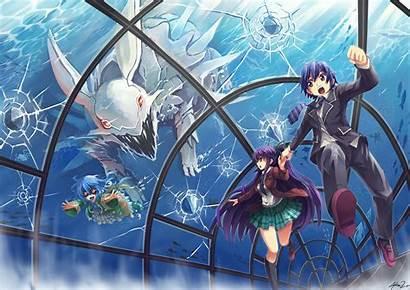 Tohka Date Yoshino Yatogami Itsuka Shidou Anime