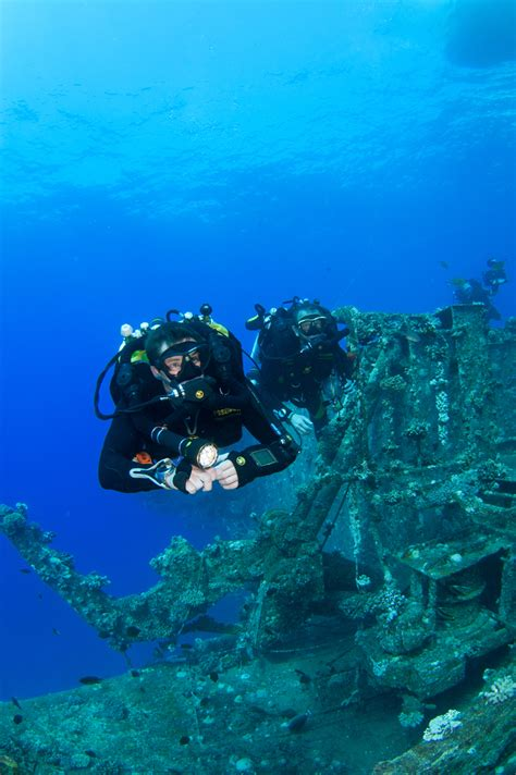 diving with rebreathers