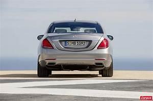 Nouvelle Mercedes Classe E : motorisations et tarifs de la nouvelle classe s w222 l 39 argus ~ Farleysfitness.com Idées de Décoration
