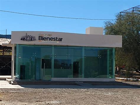 Avanza construcción del Banco de Bienestar en San ...