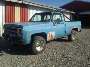 1979 Gmc Sierra 1500 In Indianola Ok