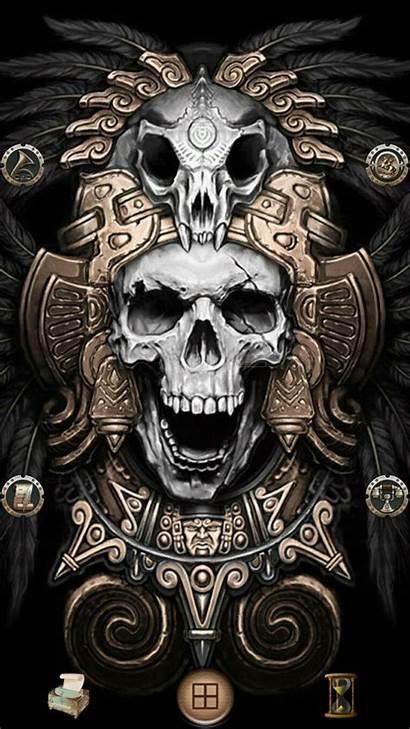 Aztec Iphone Wallpapers Warrior Background Calendar Retina
