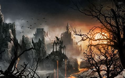 Dark Castle Wallpapers (54 Wallpapers)  Hd Wallpapers