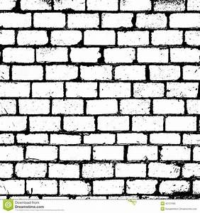 Brickwall Overlay Texture Stock Vector - Image: 42131680