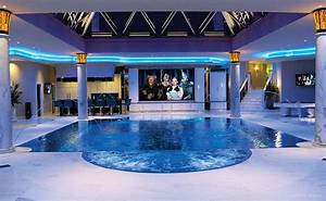 indoor swimming pool in house homestylediarycom With houses with swimming pools inside