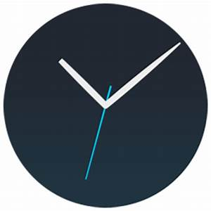 Clock Icon | Firefox OS Iconset | VCFerreira