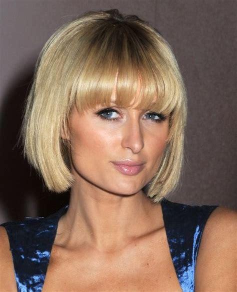 20 Popular Short Hair Styles with Bangs Hairstyles Weekly