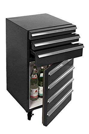 Kühlschrank Retro Kaufen by Mini K 252 Hlschrank F 252 R Getr 228 Nke Im Retro Werkstattwagen Look