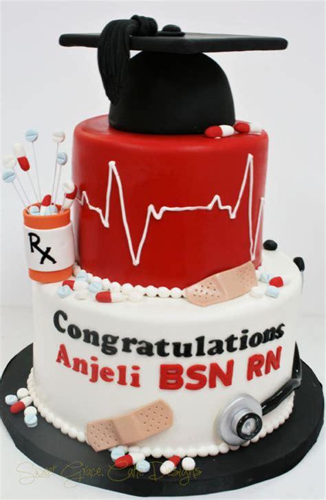 graduation cakes nj nurse custom cakes web
