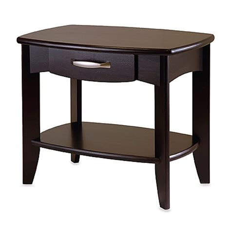 bed bath and beyond side table danica end table bed bath beyond