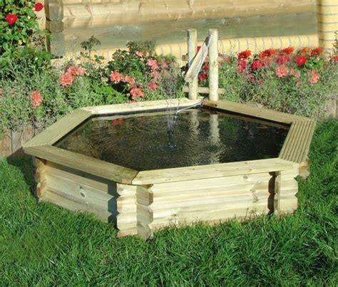 27 Idéés Pour Le Bassin De Jardin Préformé , Hors Sol