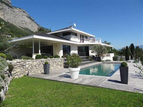 meylan magnifique maison d architecte de 2002 tr 232 s beaux volumes salon d 233 t 233