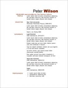 best resume exles free download resume templates letters maps