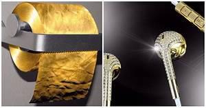 Objets Récupérés Et Transformés : 14 objets du quotidien transform s en version de luxe pour les milliardaires ~ Melissatoandfro.com Idées de Décoration