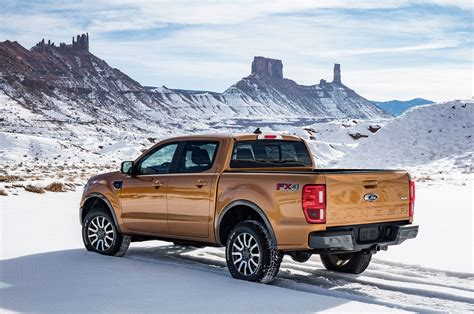 2019 Ford Ranger First Look