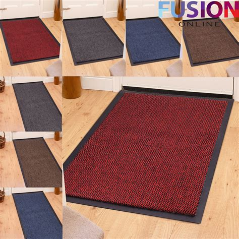 small kitchen floor mats heavy duty non slip rubber barrier mat large small rugs 5459