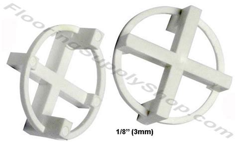 tavy tile and cross spacers 1 4 quot 6mm pack of 100 tools